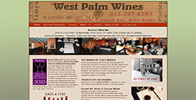 West Palm Wines Logo